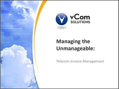 Telecom Lifecycle Management: Invoice Processing