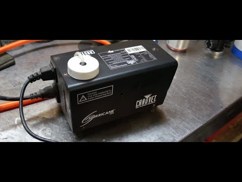 Diy Evap Smoke Machine Evap Leak Tester Youtube