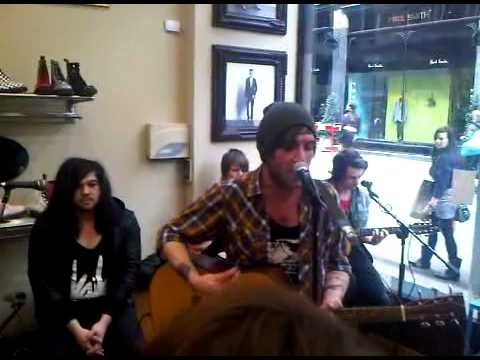 Shadows Chasing Ghosts Timelines Acoustic