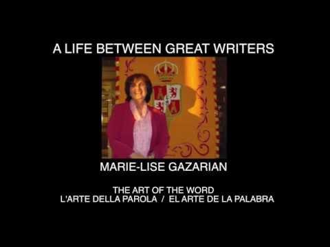 Opening Spanish Benevolent Society NY: Marie-Lise Gazarian, Luca Mazzara, Monica Sarmiento C. 2016