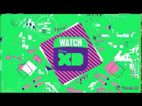 WATCH Disney XD ident