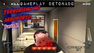 Nintendo Wii: Target Terror - Terrorismo no aeroporto (Parte 2).