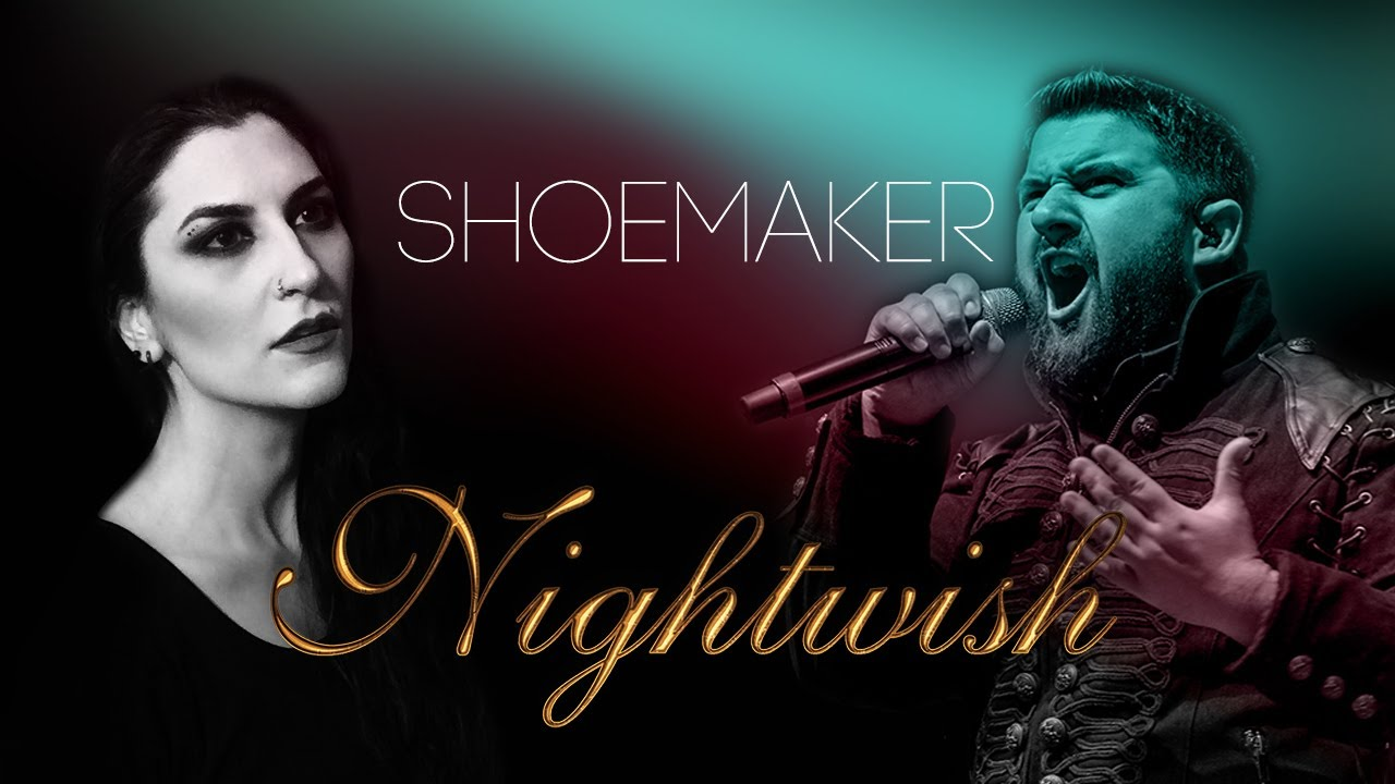 Nightwish - Shoemaker (Cover by Angel Wolf-Black feat Dimitar Belchev)