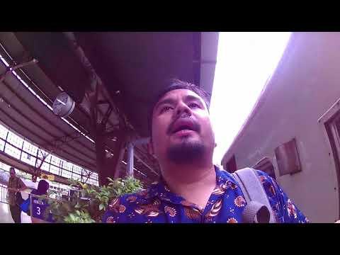 Trip Report Jakarta Semarang dengan Kereta Api Kertajaya