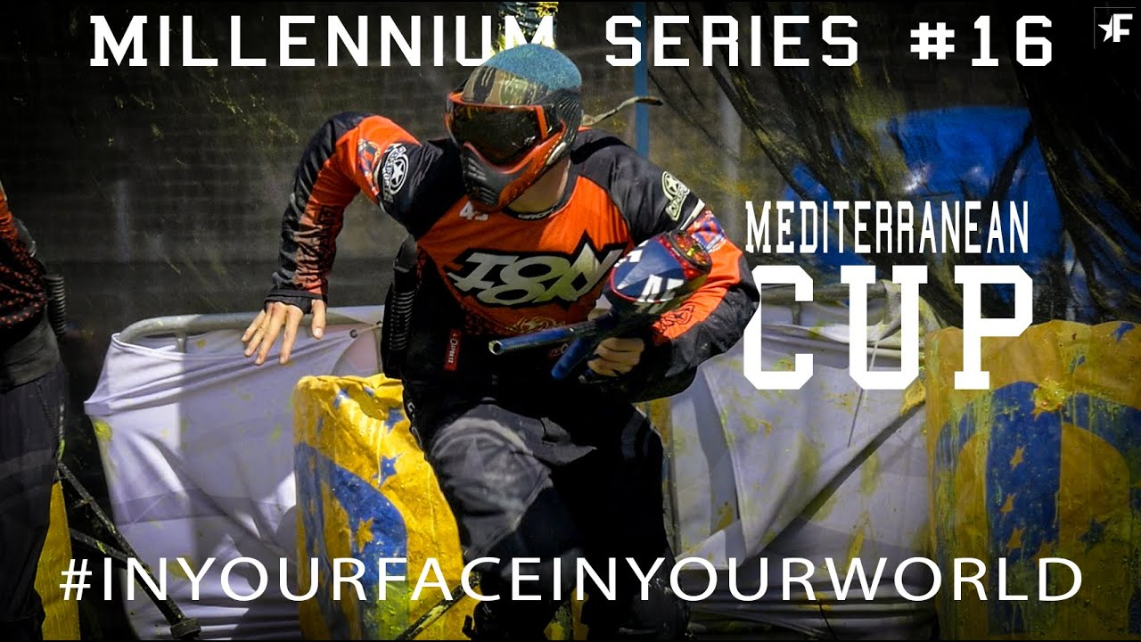 Millennium Paintball Series 2016 - Barcelona [ video by facefull ] - YouTube