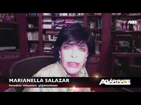 """MARIANELLA SALAZAR A FREDDY GUEVARA: """"SACÚDETE ESE MIEDO QUE LE TIENES A RAMOS ALLUP"""""""