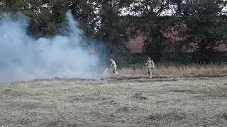 Natuurbrand Valthermond