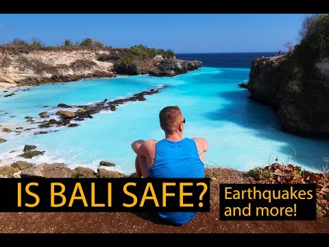 IS BALI SAFE?? TRAVEL ADVICE & TIPS - EARTHQUAKES INDONESIA
