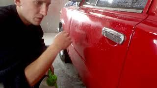 Полирование двери. За что я обожаю акриловую краску смотреть онлайн в хорошем качестве бесплатно - VIDEOOO
