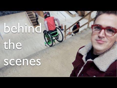 Behind the scenes - Afraid of Heights