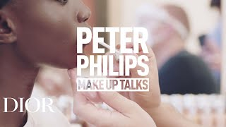 Dior Cruise 2021 - Peter Philips Makeup Talks