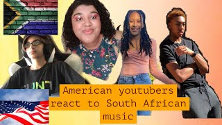 American Youtubers React to South African Music/JOHN VULIGATE, AMAPIANO,MASTER KG JERSUSALEMA,NASTYC