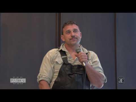 Penthouse Panel - guest speaker Jonah White