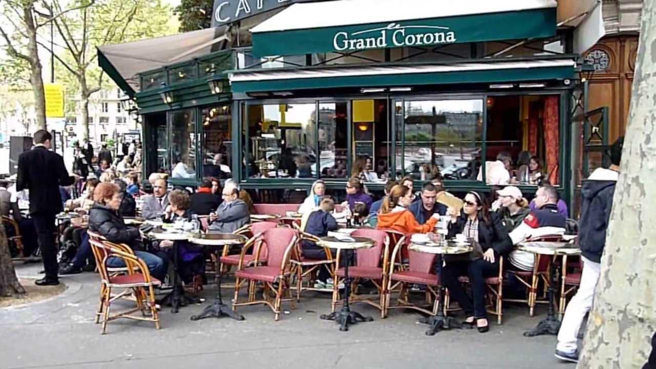 Cafe Francis Paris