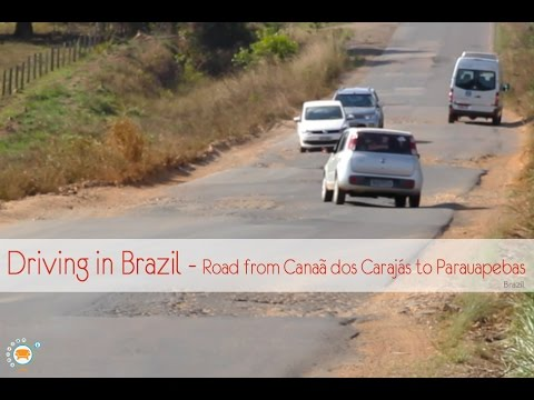 Be creative when you drive in Brazil!