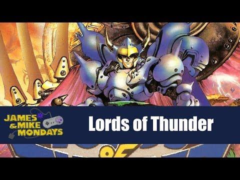 Lords of Thunder (PC Engine CD) James & Mike Mondays | Cinemassacre