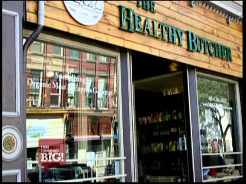 An Interview of Mario Fiorucci, Tara Longo and The Healthy Butcher Team - on Start Something Big