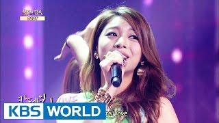 Ailee - Cocktail Love | 에일리 - 칵테일 사랑 [Immortal Songs 2]