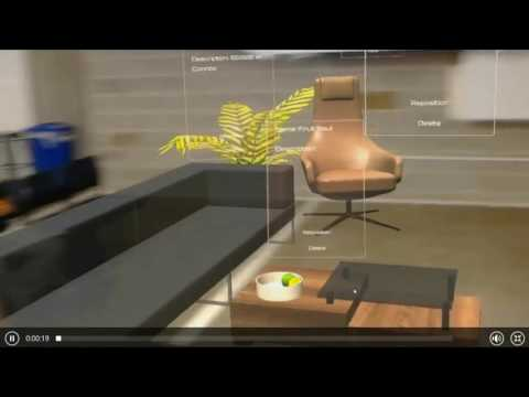 Augmented Intelligence Resource. AR/MR Staging. HoloLens.