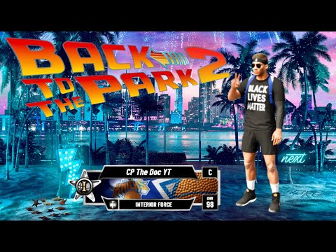BACK TO THE PARK 2! Another 30+ Win Stream With MORE Big Win Streaks! (NBA 2K20)