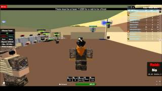 ROBLOX Jet at Kunar killing USM Marines.