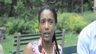 Husniya Anderson describes bus incident