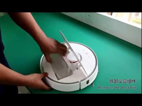 Xiaomi Roborock Robot Vacuum 2 ( S50 ) Clean the fan error code 18
