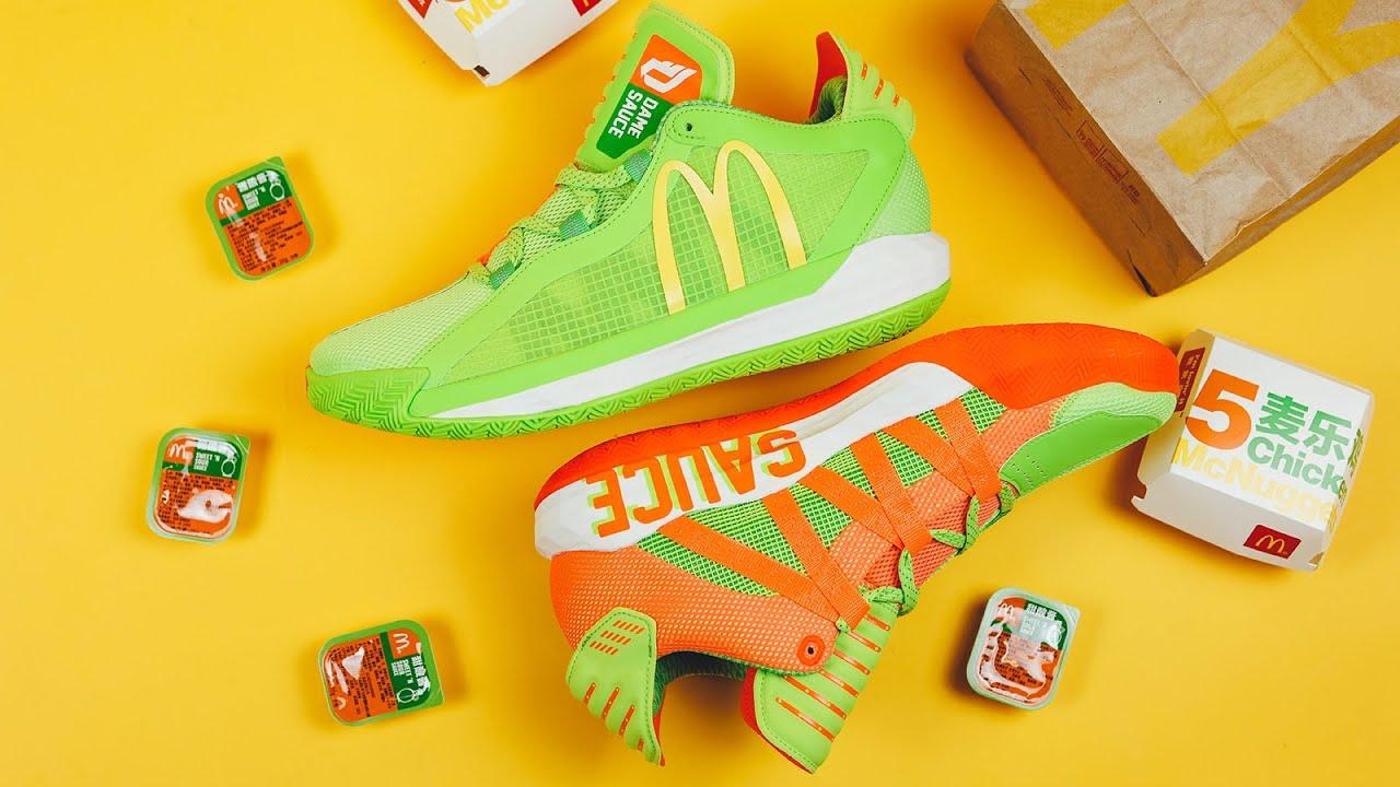 adidas dame 6 mcdonald's online