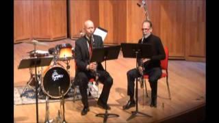 Views of the Blues on Alto Clarinet mvt I - Slow blues tempo