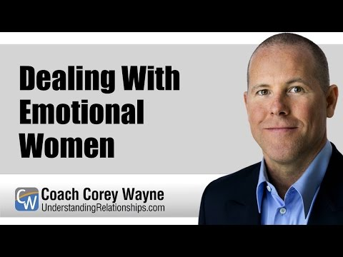 Dating an overly emotional woman images