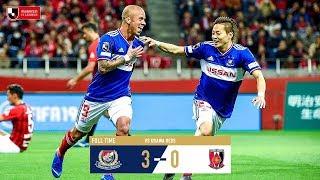 2019 MEIJI YASUDA J1 League 6th Sec Yokohama F.Marinos 3-0 Urawa Re...