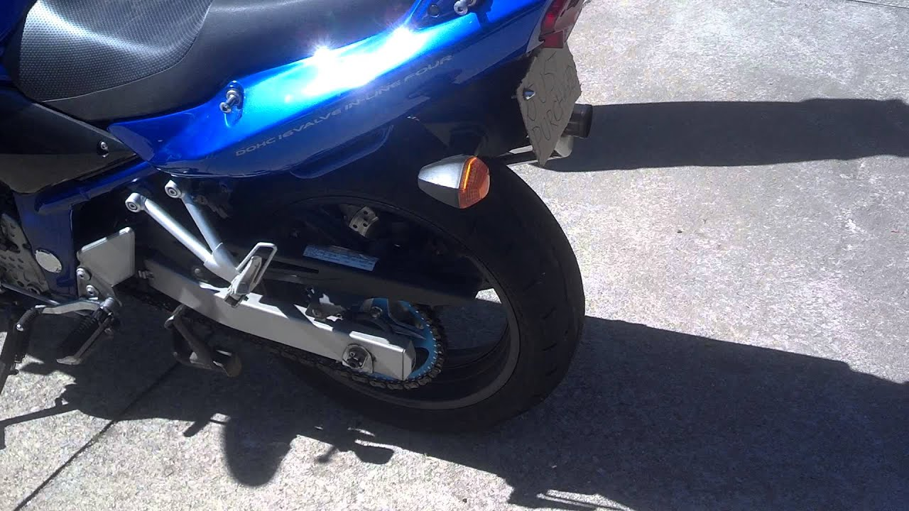 Suzuki Motorcycle Paint Colour Codes >> Suzuki Bandit 600 Paint Codes   hobbiesxstyle