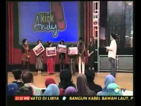 Pengalaman Gracia Indri Jadi Tulang Punggung Keluarga  - Rumah Mama Amy (26/10).