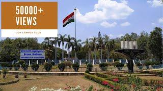 Part 1 :University Of Hyderabad (UOH) Campus Tour | Hyderabad Central University (HCU)