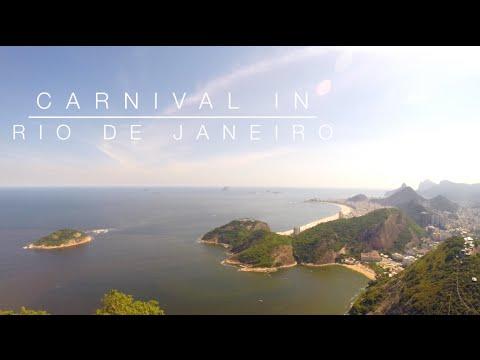 Carnival in Rio de Janeiro, Brazil | GoPro