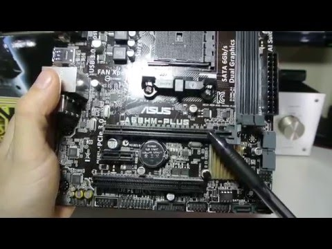 Driver: ASUS A68HM-K AMD Chipset/Graphics