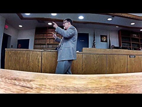 Stephen Pidgeon DESTROYS Prosecution! Jury Still Convicts!