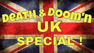My Top Death Metal & Doom Metal Bands From The UK