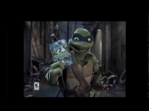 Tmnt The Video Game Trailer Youtube