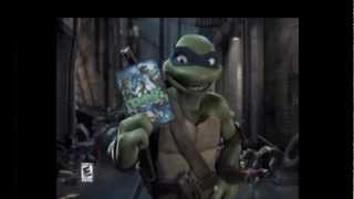 TMNT the video game trailer