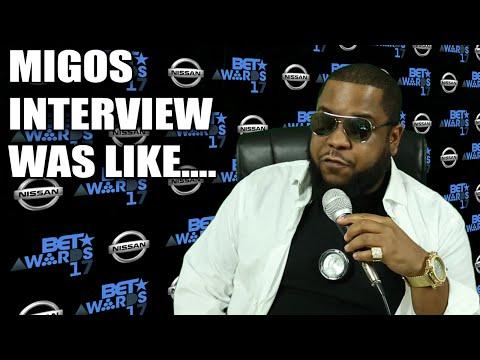 MIGOS INTERVIEW WAS LIKE [Migos parody]