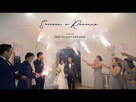 Madrid Wedding of Ericson and Roxanne #Cahayastudio