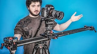 iFootage Shark Review - The best camera slider I have used