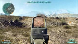 Medal of Honor 2010 all weapons