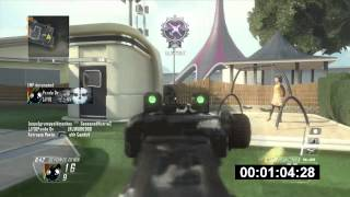 fast nuked out ll black ops 2 ll jorgo the beast challenge