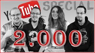 2.000 Abonnenten - Special