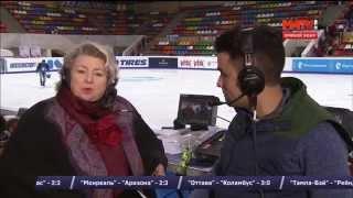 Татьяна Тарасова про Елену Радионову Rostelecom Cup 2015
