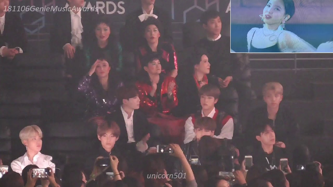 181106 BTS reaction to Twice Yes or Yes
