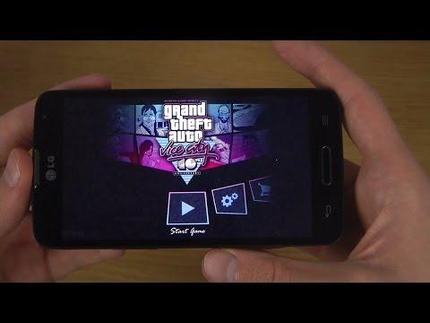 GTA Vice City LG L90 HD Gameplay Trailer