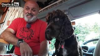 Charlie & Me visit Strand Camping Doonbeg on holidays